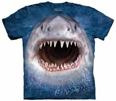 Wicked Shark T-Shirt