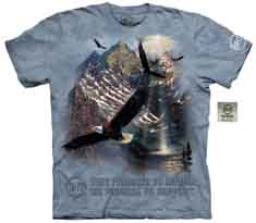 Mountaintop Freedom T-Shirt