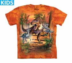Dino Battle T-Shirt