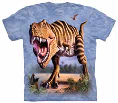 Striped Rex T-Shirt