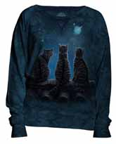 Wish Upon A Star Slouchy Crew