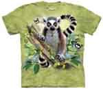 Ring Tailed Lemur T Shirts
