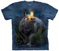 Rhinoceros Unicornis T-Shirt