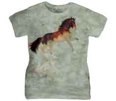 Forest Stallion Women's T-Shirt