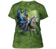 Realm Of Enchantment Women's T-Shirt