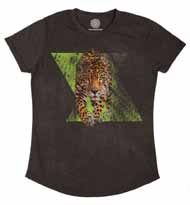 Dynamic Jaguar Women's Tri-Blend Tee
