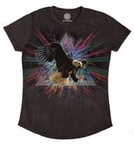 Eagle Dimension Women's Tri-Blend Tee