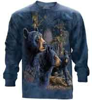 Find 13 Black Bears Long Sleeve T-Shirt