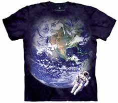 Astro Earth T-Shirt