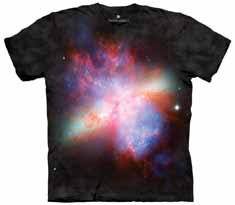 Starburst Galaxy T-Shirt