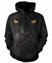 Black Panther Face Hoodie
