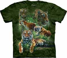 Jungle Tigers T-Shirt