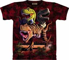 Rex Collage T-Shirt
