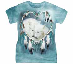 Wolf Heart Women's T-Shirt