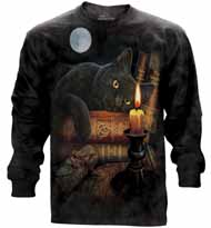 The Witching Hour Long Sleeve T-Shirt