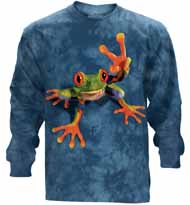 Victory Frog Long Sleeve T-Shirt