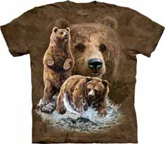 Find 10 Brown Bears T-Shirt