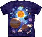 View Land And Sky Shirts
