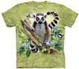 Ring Tailed Lemur T-Shirts