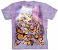Butterfly T-Shirts & Dragonfly T-Shirts