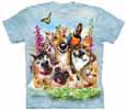 Animal Selfies T-Shirts