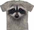 Raccoon T-Shirts