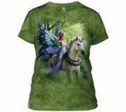 The Mountain Ladies Tees, Womens Tees